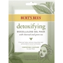 Detoxifying Biocellulose Gel Mask with Charcoal and Green Tea