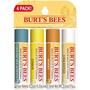 Lip Balm - Rescue - 4 Pack (Cooling/Honey/Lemon/Unscented)
