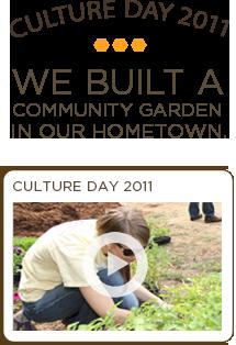 Culture Day 2011